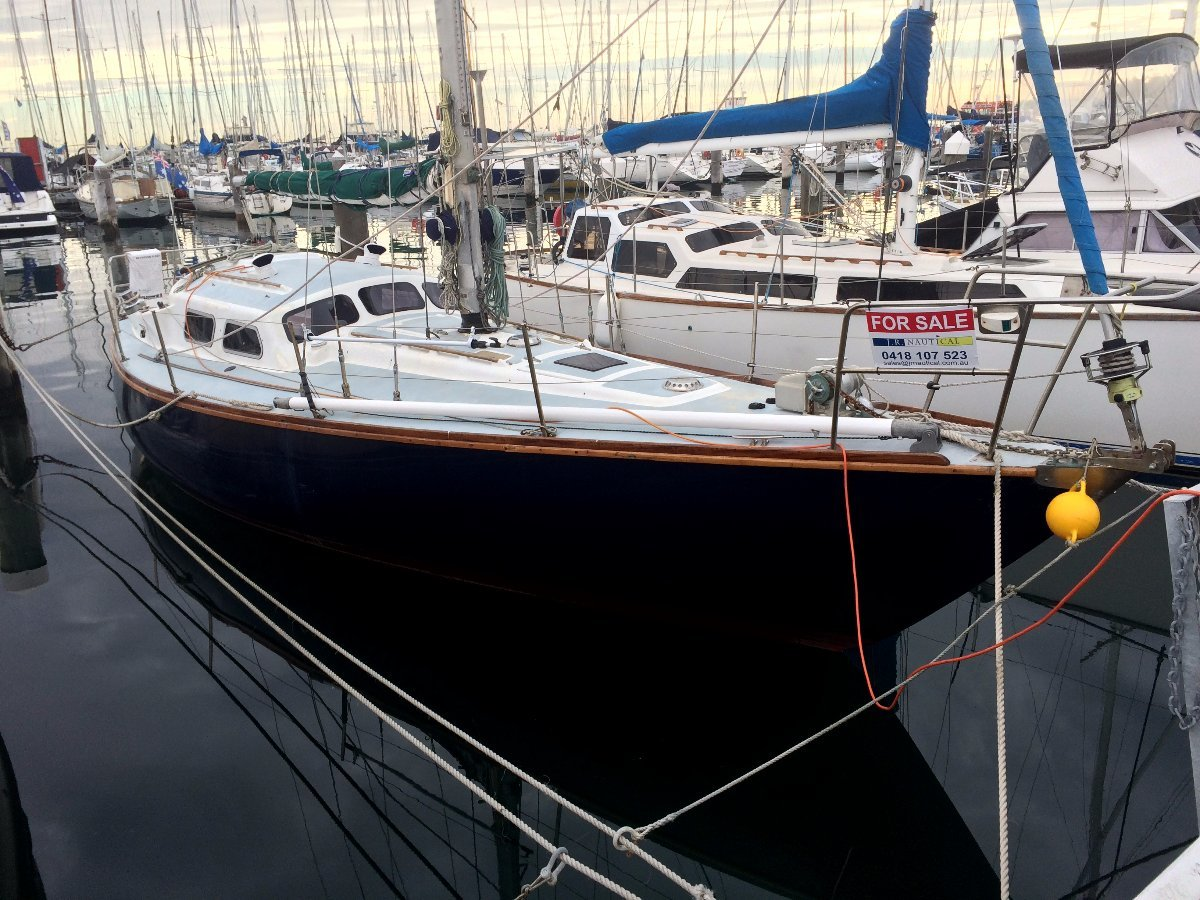 Duncanson 35 South Australia Built!