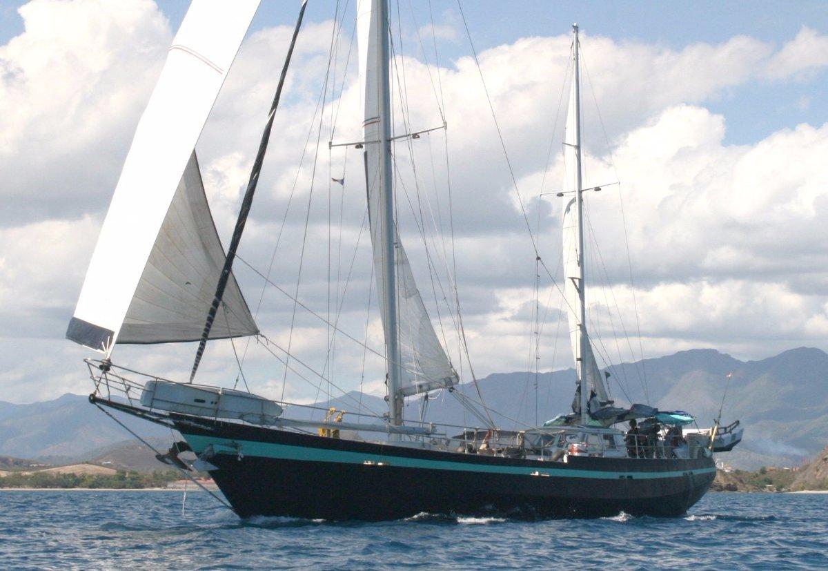 Admiralty Bay Ketch