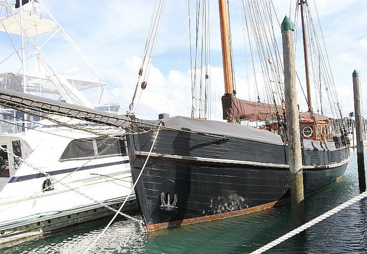 Danish Sailfisher Ketch