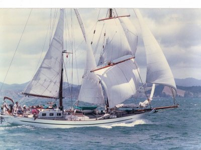 Voss 1990 Schooner BIG REDUCTION