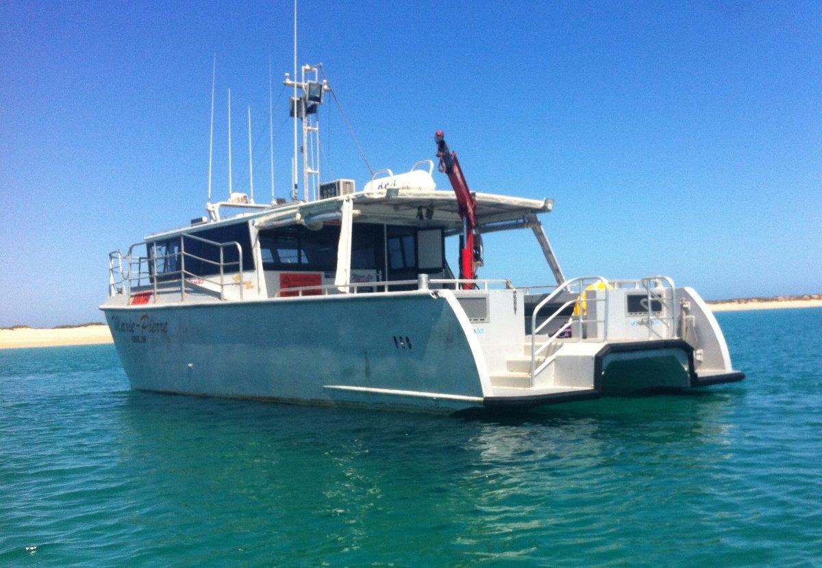 Extreme Marine Charter Catamaran