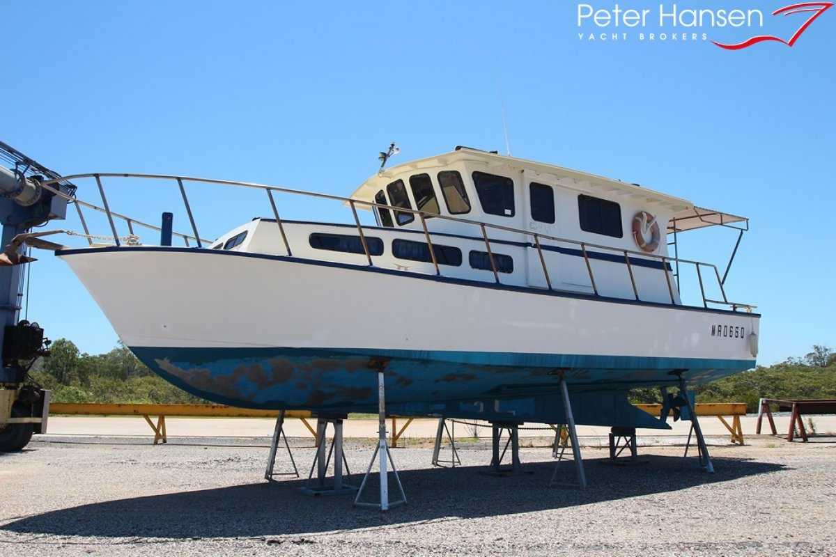 Hartley Cabin Cruiser