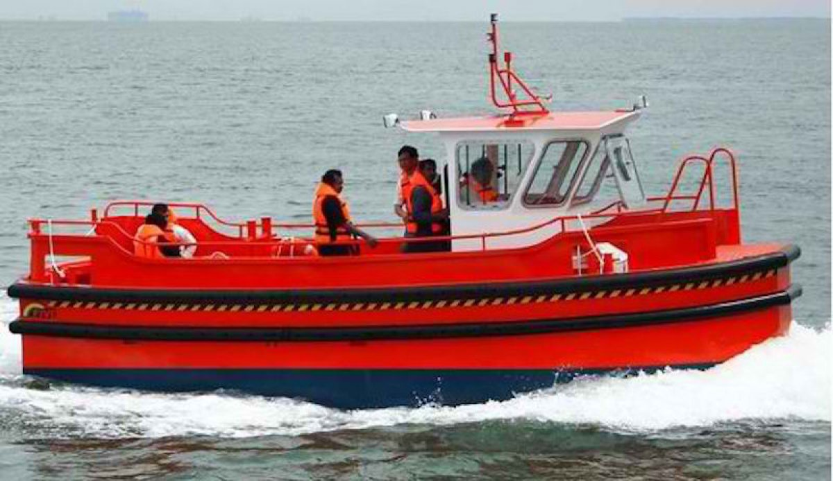Five AB&E Centurion 25 Pilothouse Mini tug - Immediate delivery