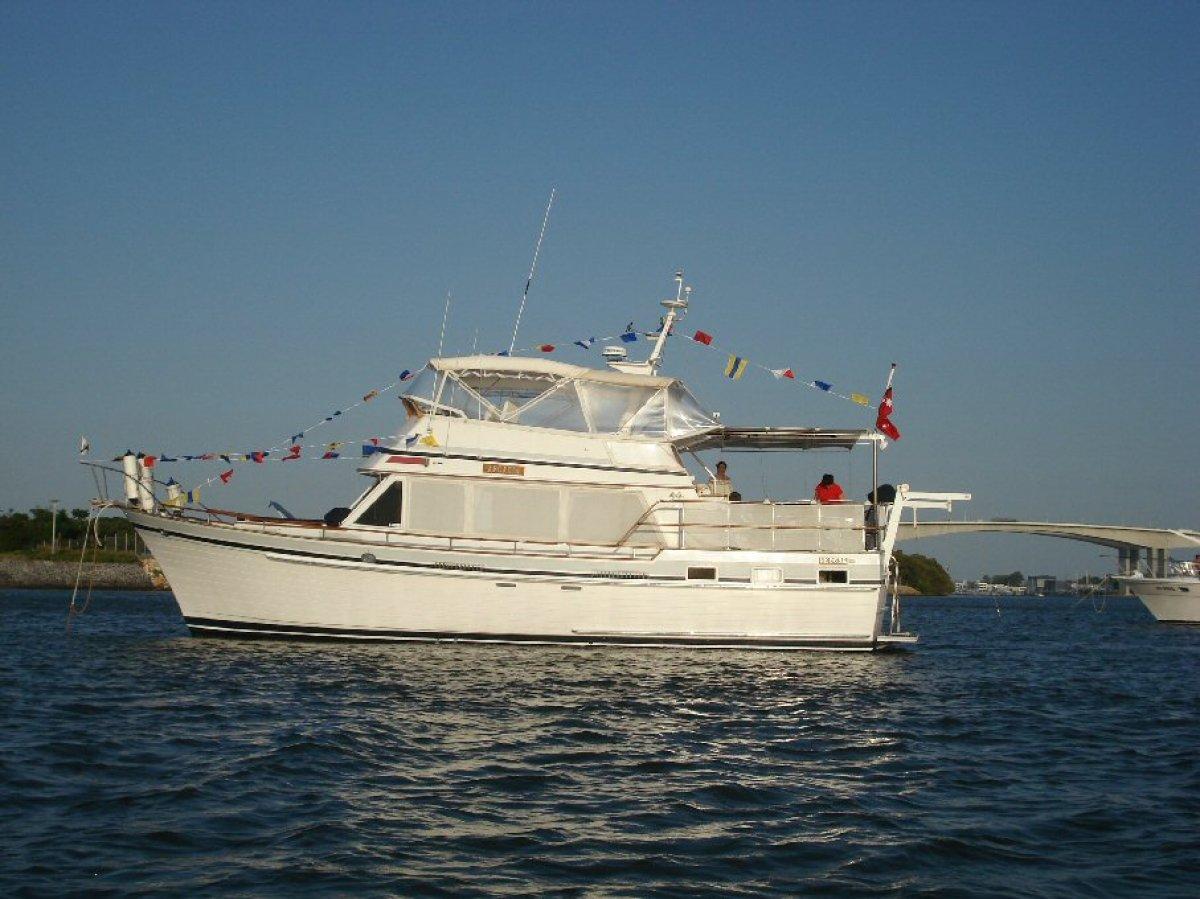 Kong Halvorsen Island Gypsy 44
