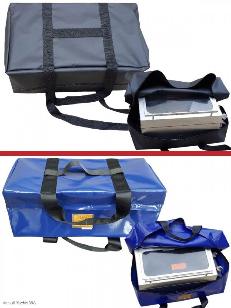 SIZZLER DELUXE HIGH LID CARRY BAG.