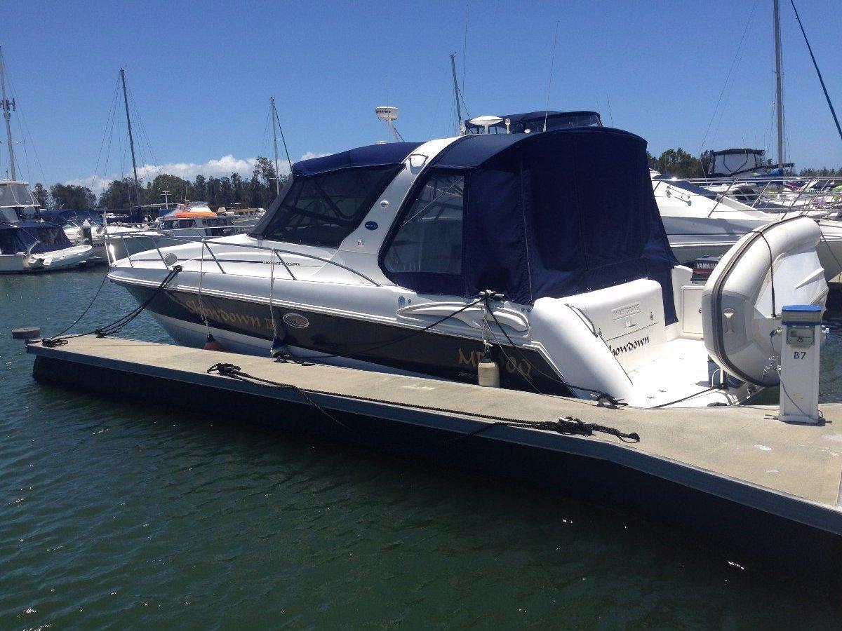12 m Berth for Sale or Rent at Horizon Shores Marina