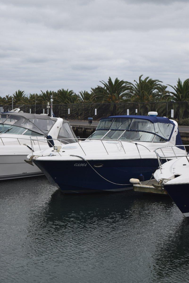 Riviera M370 Sports Cruiser - SOLD -