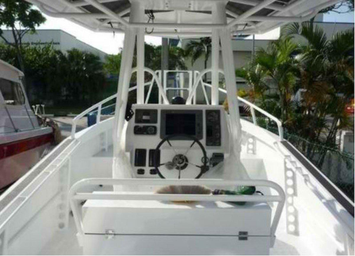 Five AB&E Centurion 26 Sports Fisherman (Demo Boat)