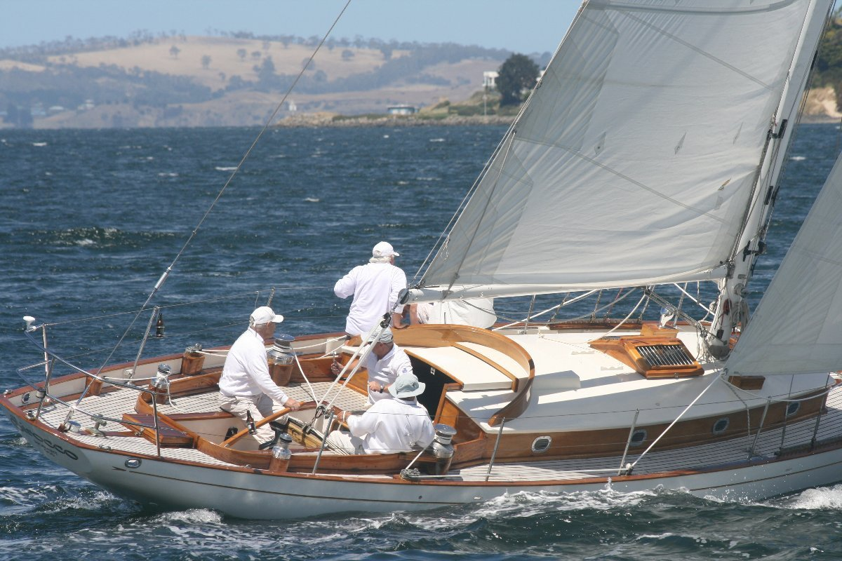 Sparkman & Stephens:racing on the derwent