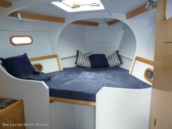Sailfar Yachts 40 SAILFAR 40 BLUEWATER DECK SALOON CRUISING
