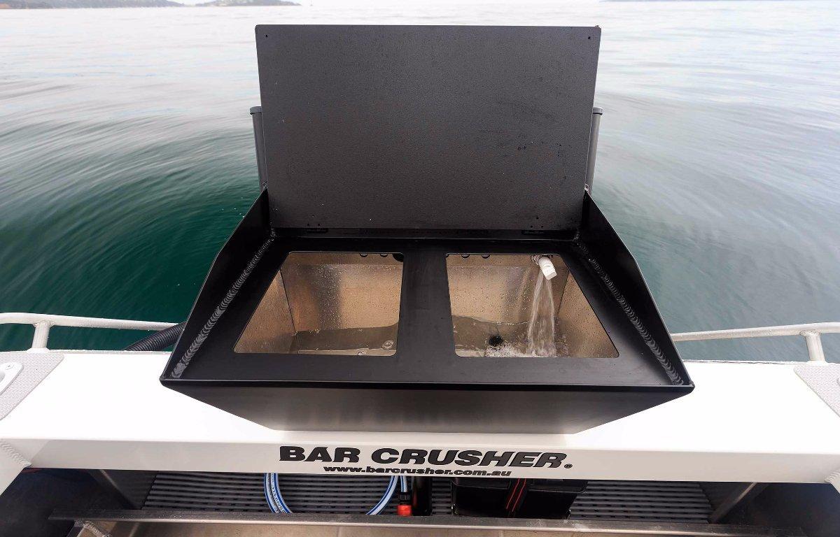 Bar Crusher 490C