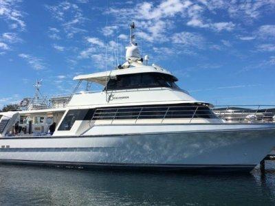 Peter Milner Charter Vessel 23.95 M Survey Length