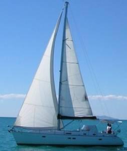 Beneteau Oceanis 41 'Interlude'
