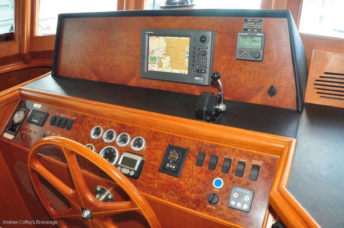 Ocean Alexander 50 Classico Pilothouse