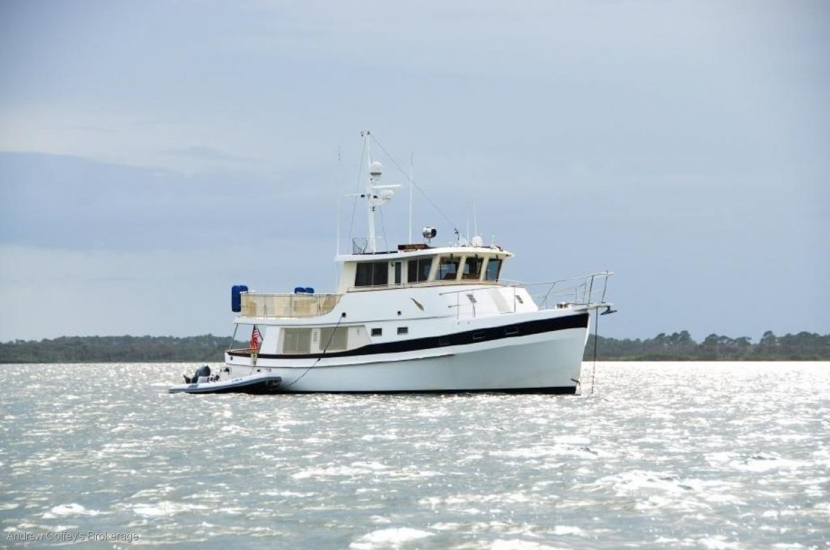 Kadey Krogen 48 Whaleback