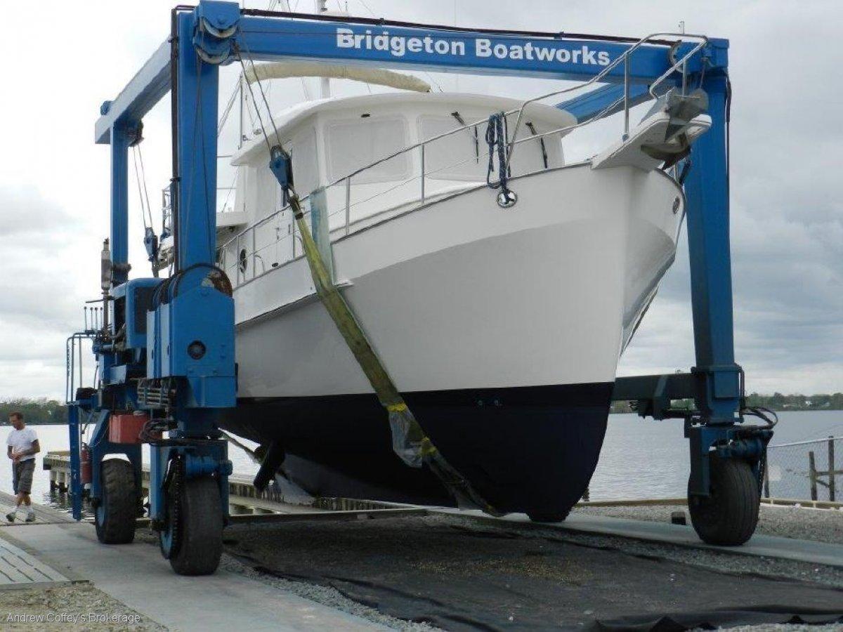 Kadey Krogen 39 Trawler