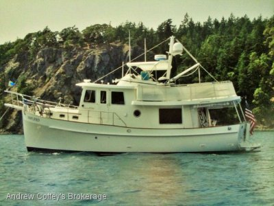 Kadey Krogen 39 Trawler- Click for more info...