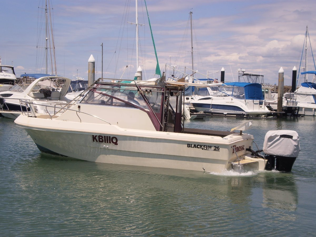Blackfin 26 Looking for offers