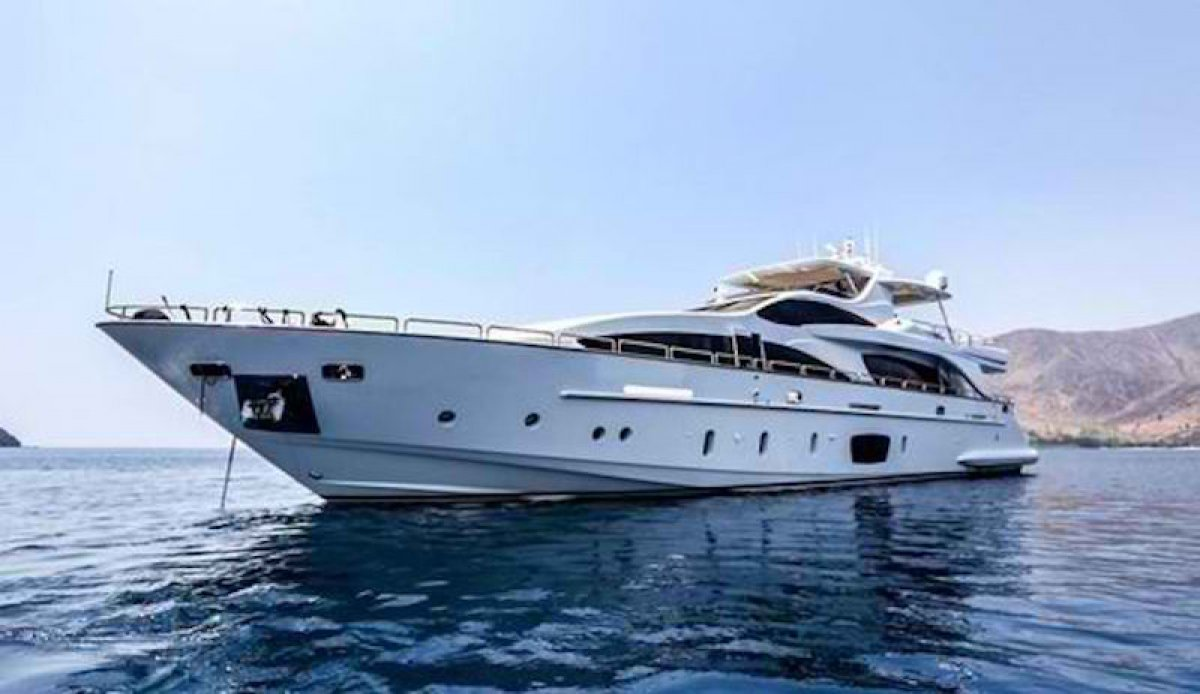 Azimut 105 Grande Motoryacht - best on market