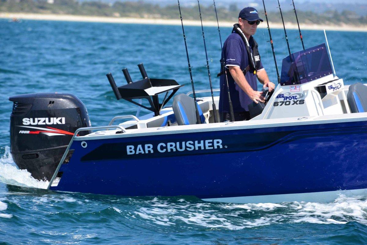 Bar Crusher 670XS