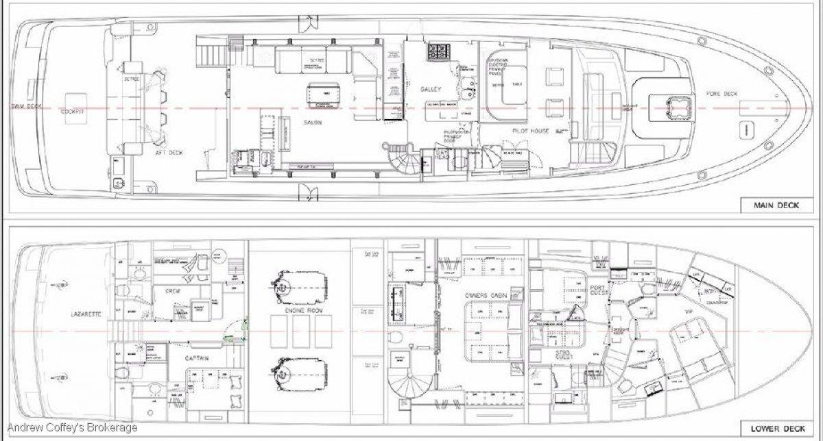 Paragon 92 Motoryacht
