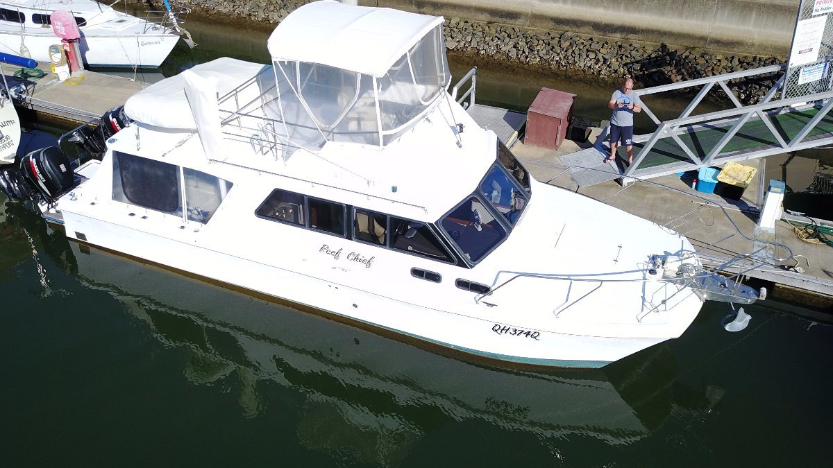 Powercat 328 Fly Bridge Cruiser