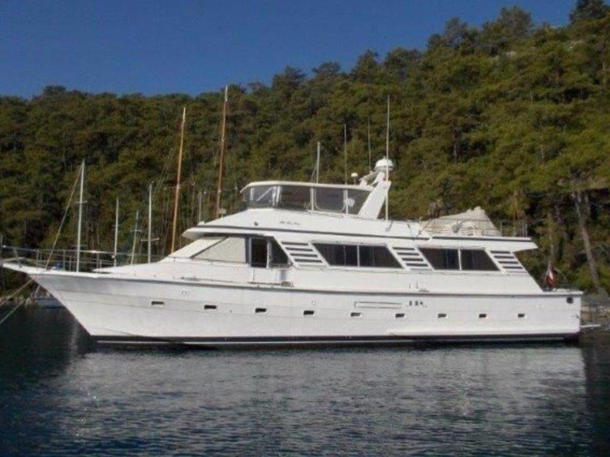 Monte Fino Trawler 1990