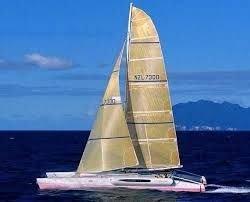 David Barker Design, 17.4 Catamaran