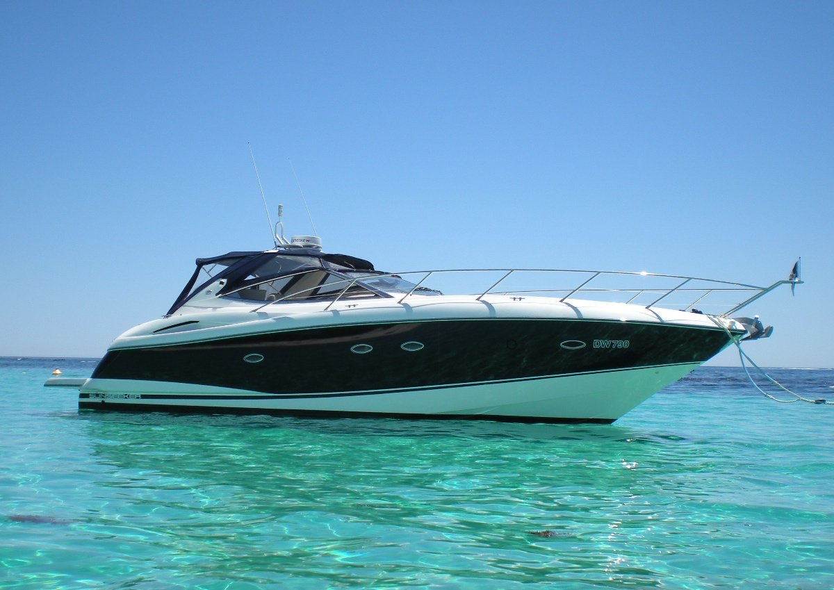 Sunseeker Portofino 46 - 1/4 share