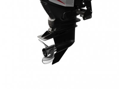 Evinrude 250hp G2 outboard.