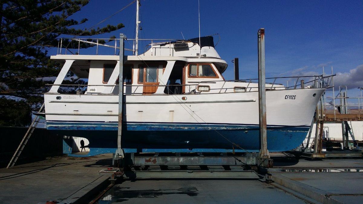 Blue Seas 36
