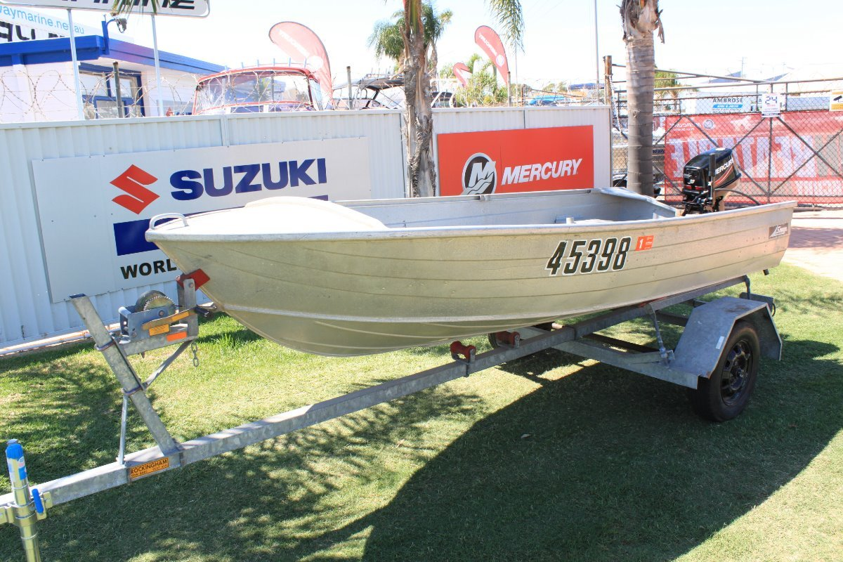 Savage 370 Dinghy open boat