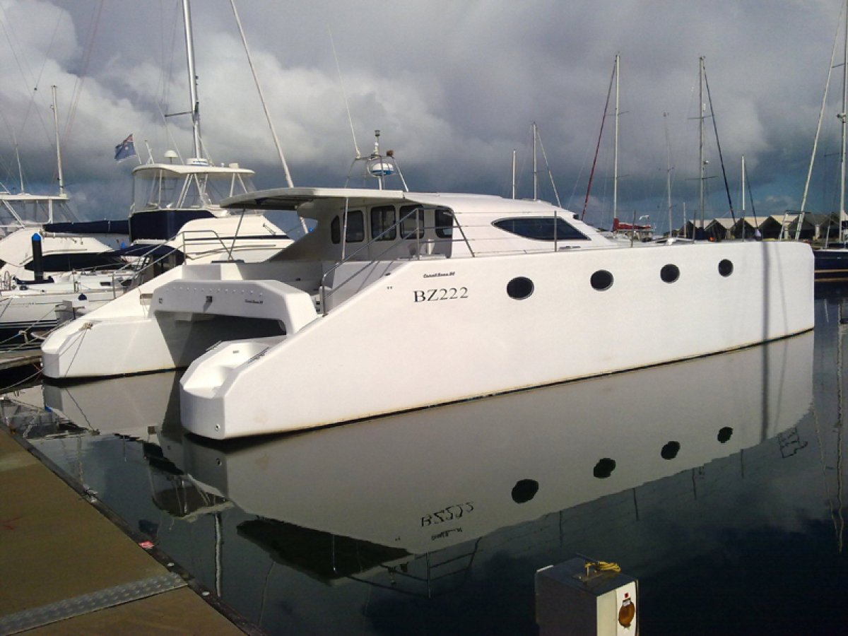 Jensen 54 Power Catamaran