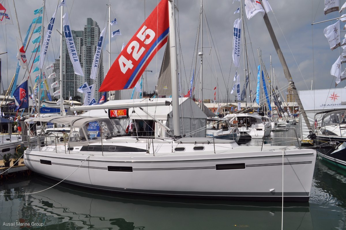 New Catalina 425