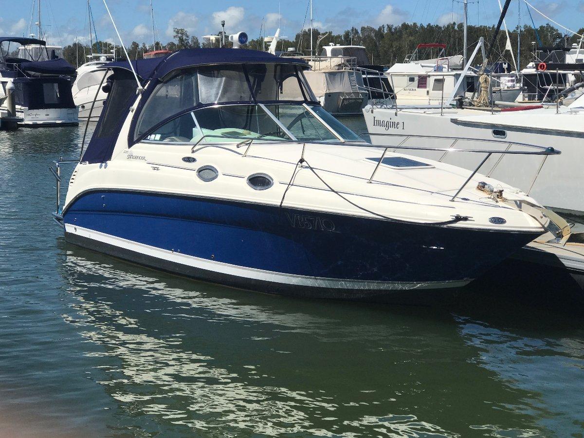 Sea Ray 275 Sundancer - Low Price!