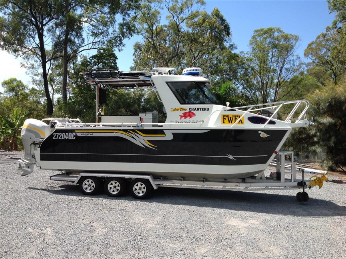Sailfish 7500 Commercial