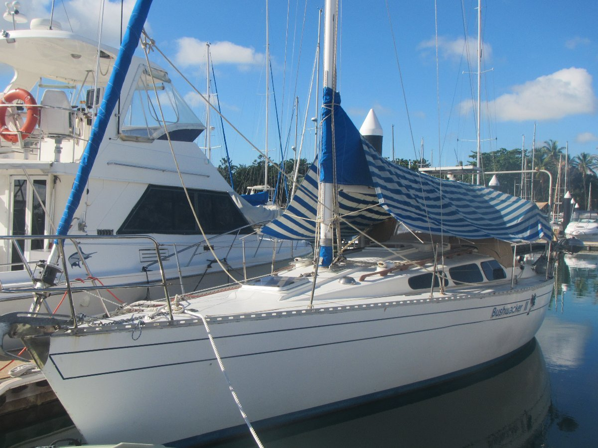 Farr 1104 Boat & Berth for $30000. Great for FIFO. Bargain!!