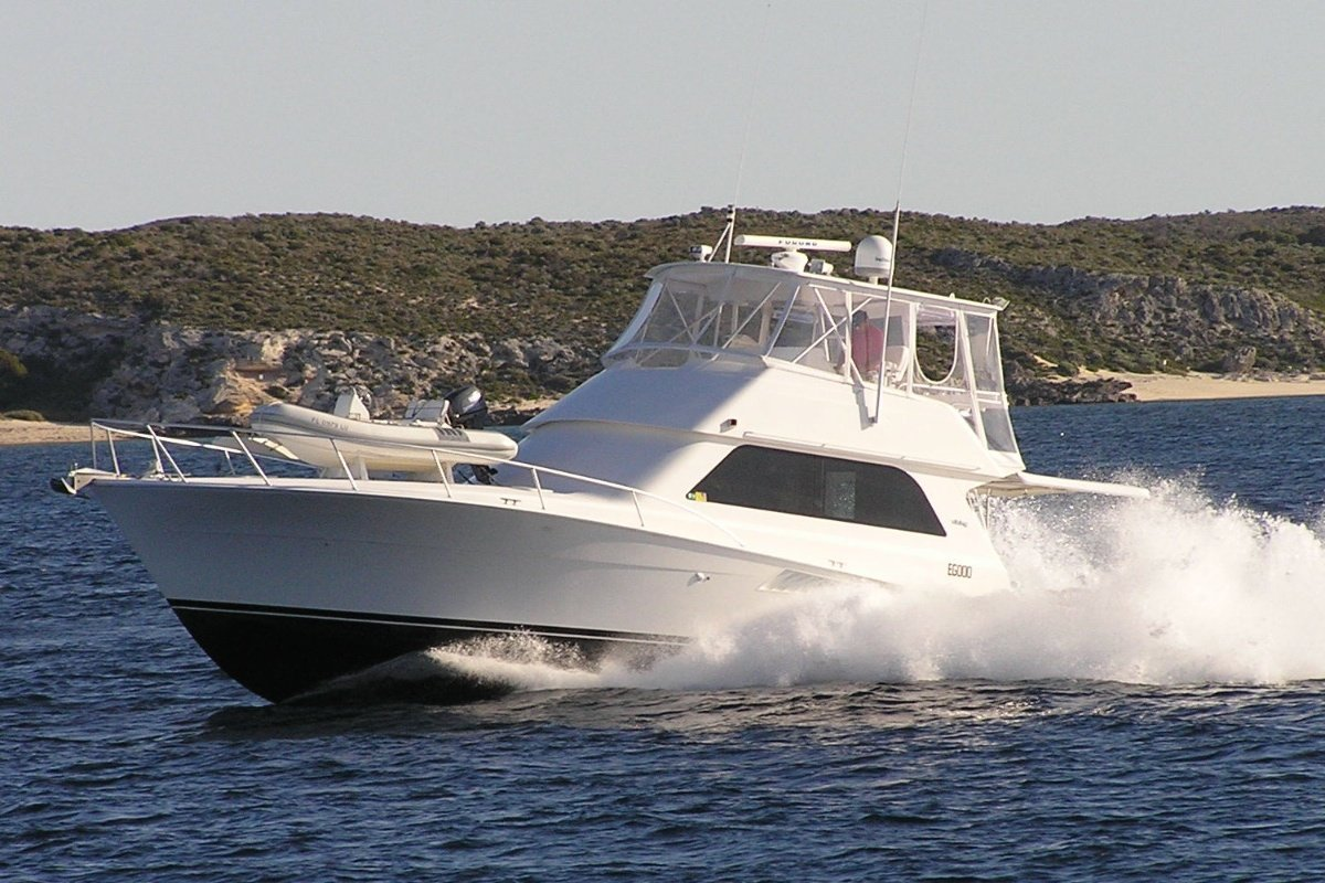 Viking 50 Convertible - 1/2 share