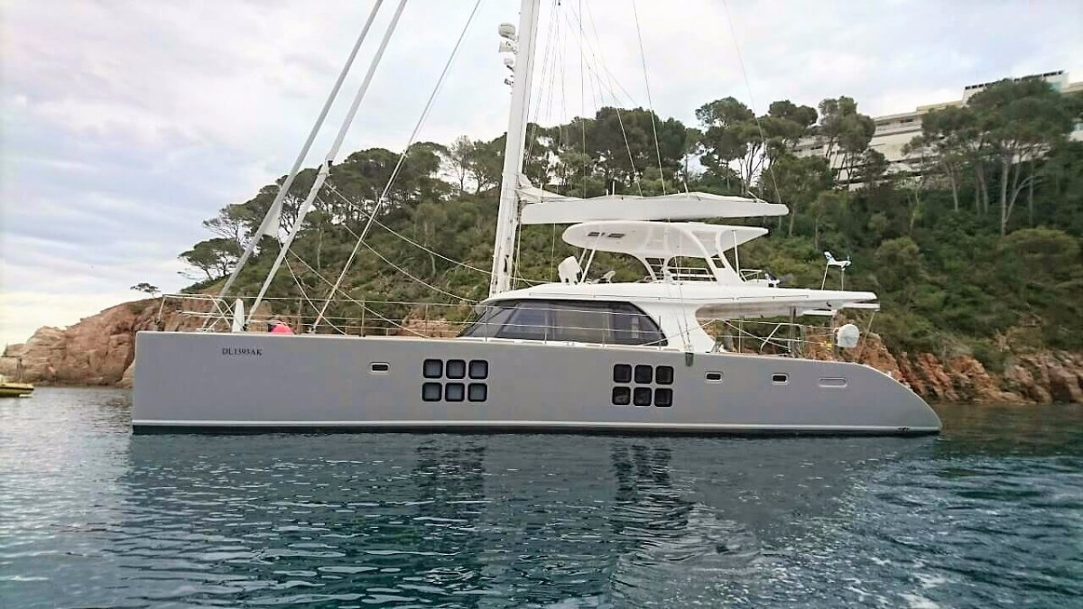 Sunreef Yachts 60 Loft Sailing Cat