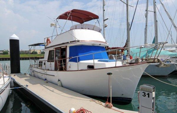 Clipper 34 Motor Cruiser