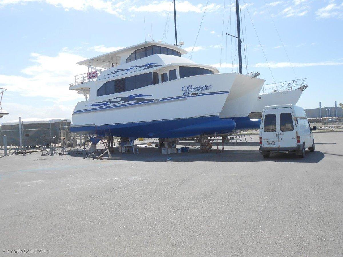 Aluminium Catamaran Custom