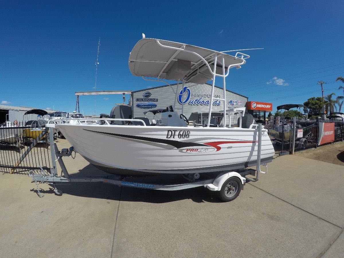 Trailcraft 485 Pro Fish