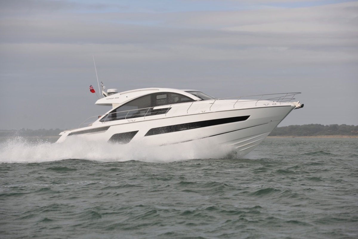New Fairline Targa 53 Open