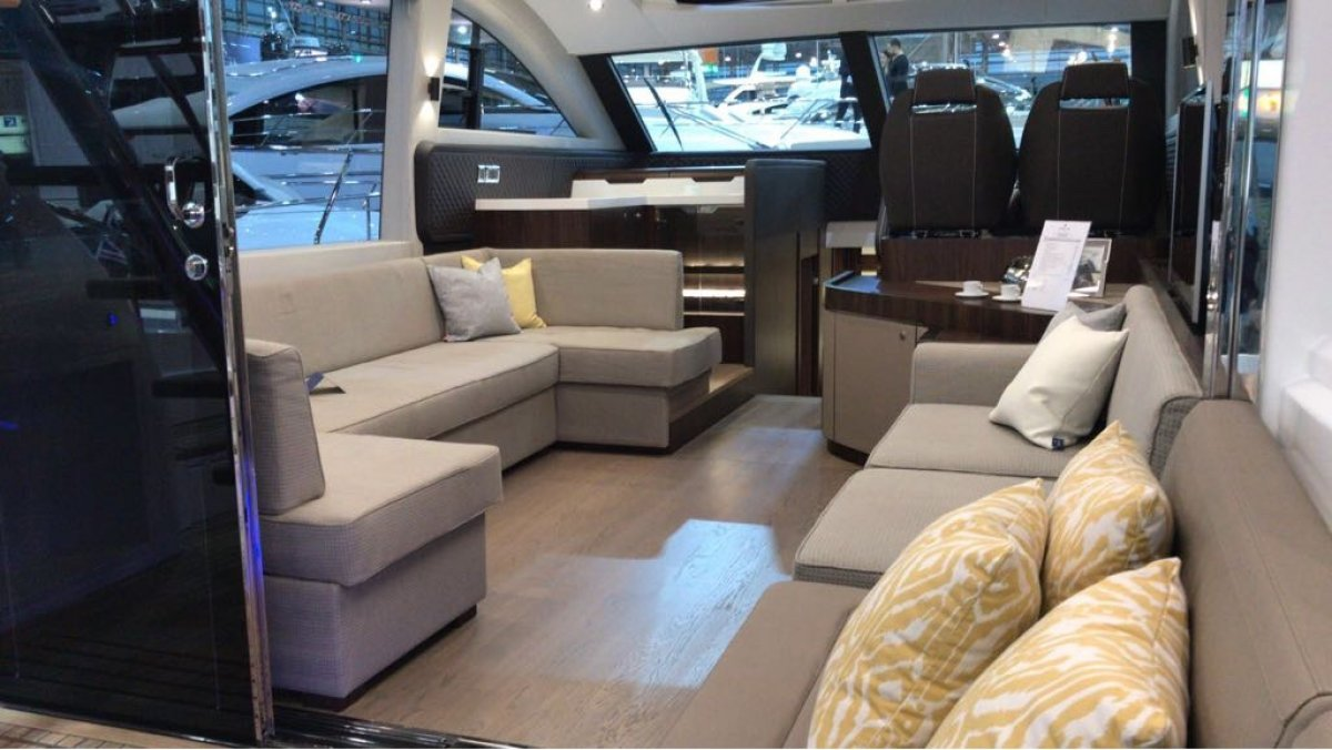New Fairline Squadron 53