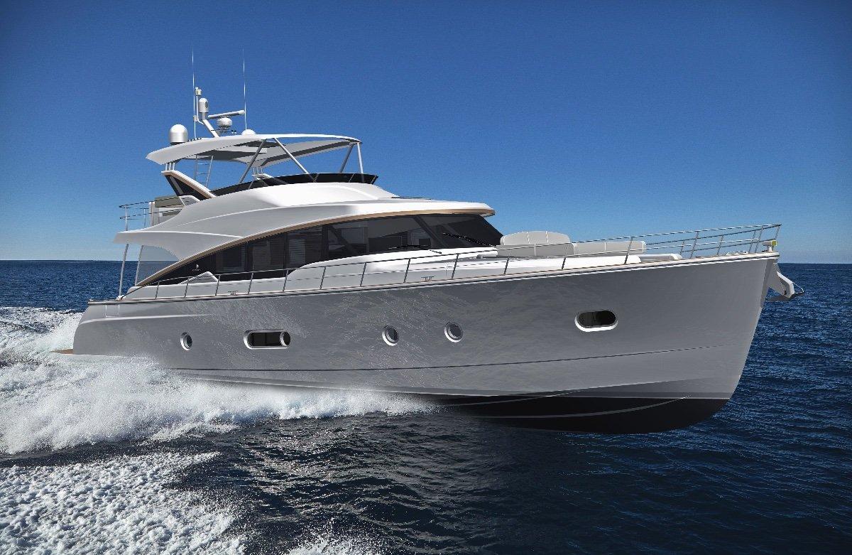 Belize 66 Belize Versatile Flagship 66 Motoryacht