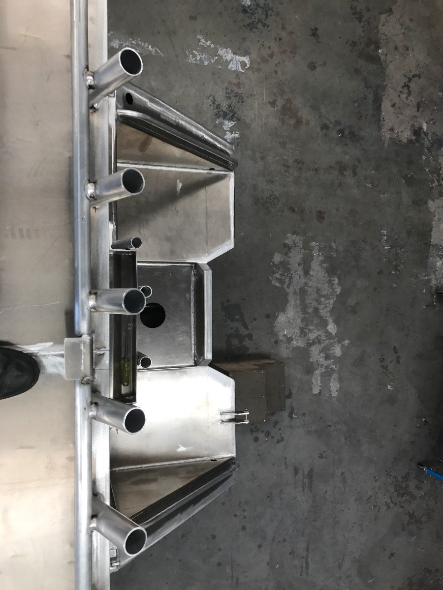 New Preston Craft 7.85 Thunderbolt Hard Top