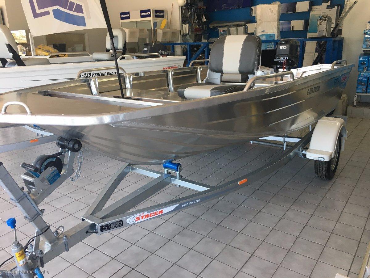 New Stacer 399 Proline
