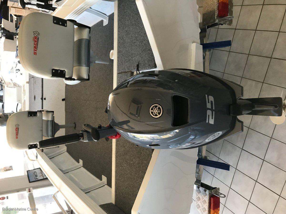 Stacer 409S Proline Angler