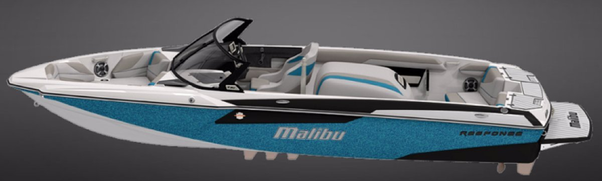 Malibu Response Txi Open Edition + Indmar Monsoon 350