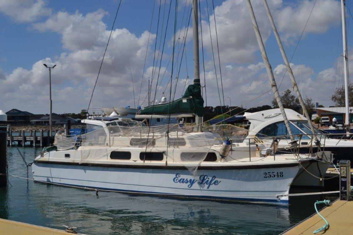 Imp 33 Sailing Cat